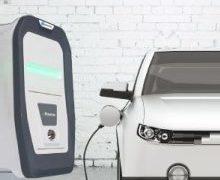 зарядка електромобіля